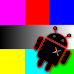 Voodoo Screen Test Patterns logo